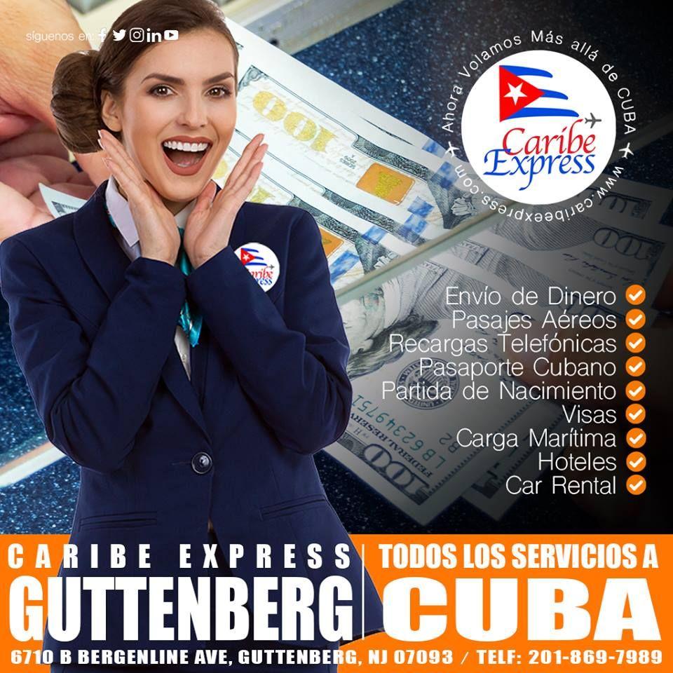Caribe Express - Tamiami Documentation