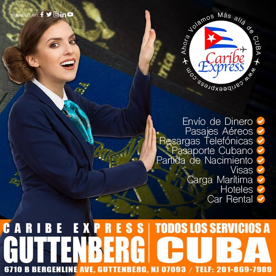 Caribe Express - Tamiami Appointments