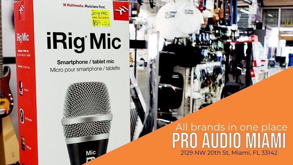 Pro Audio DJ Systems & Music Information