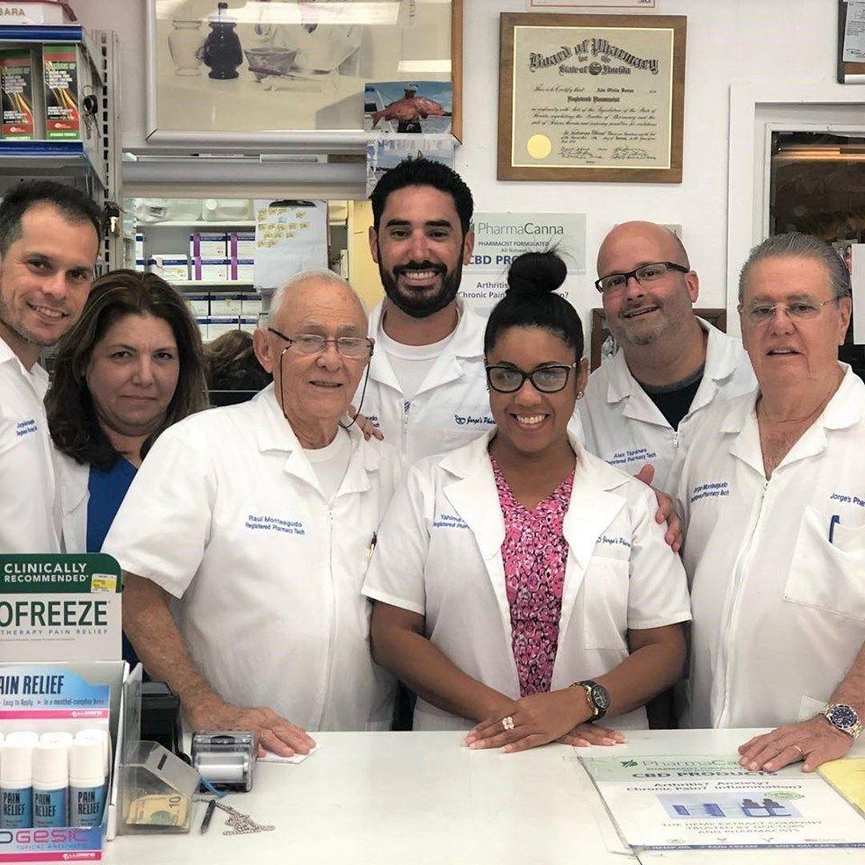 Good Neighbor Pharmacy - Hialeah Personnel