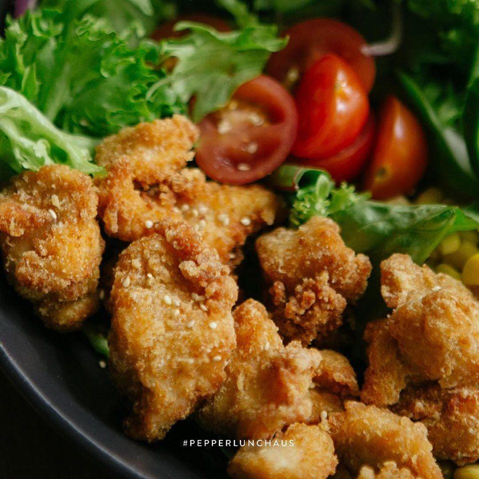 Pepper Lunch Elizabeth - Melbourne Documentation