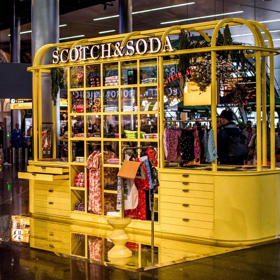 Scotch & Soda - Melbourne Maintenance
