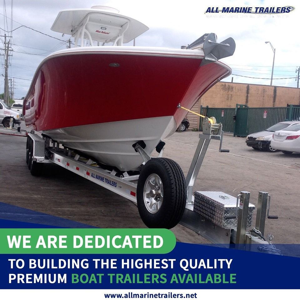 All Marine Trailers Inc - Hialeah Combination