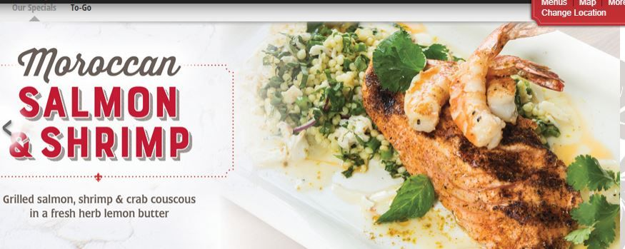 Pappadeaux Seafood Kitchen - Marietta Entertainment