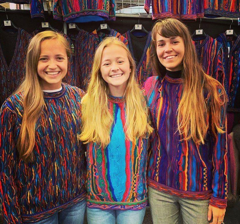 Sweaters Australia - Melbourne Contemporary
