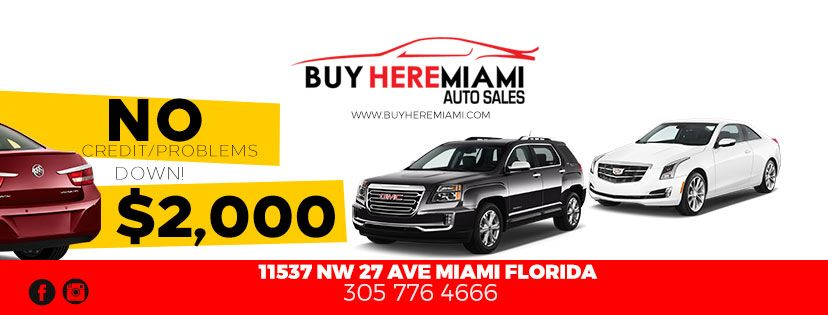 Buy Here Miami Auto Sales - Miami Information
