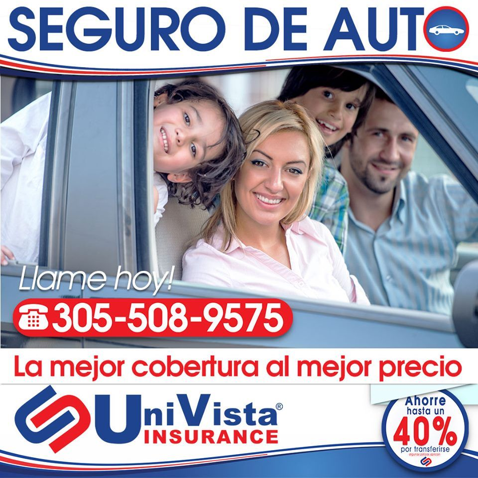 Univista Insurance - Tamiami Accommodate