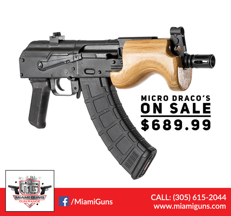 Miami Guns & Range - Hialeah Maintenance