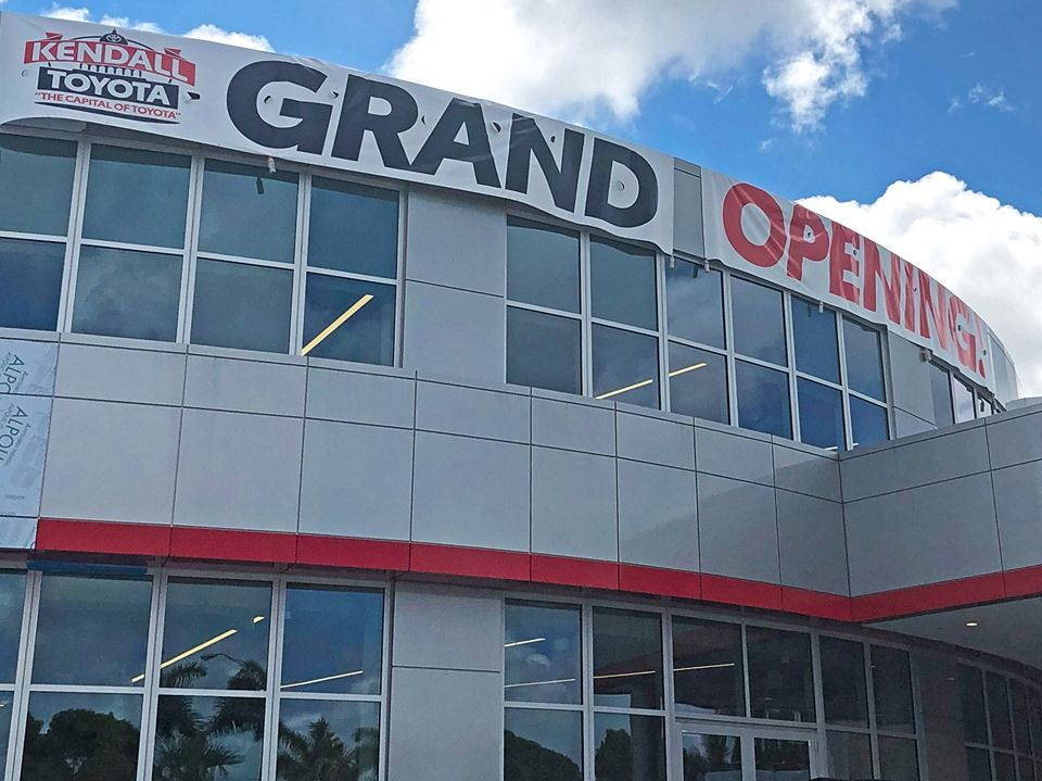 Kendall Toyota - Miami Facilities