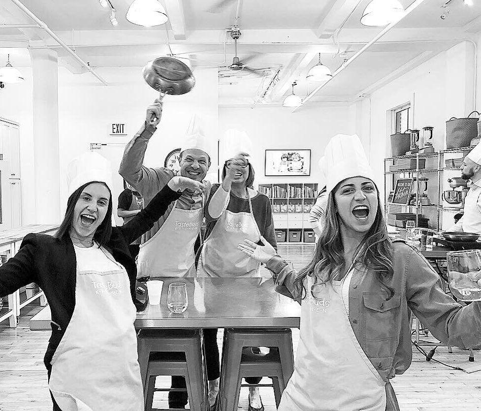 Taste Buds Kitchen - Miami Customers