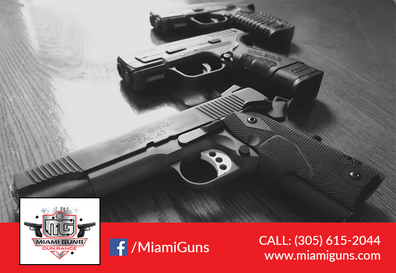 Miami Guns & Range - Hialeah Especially