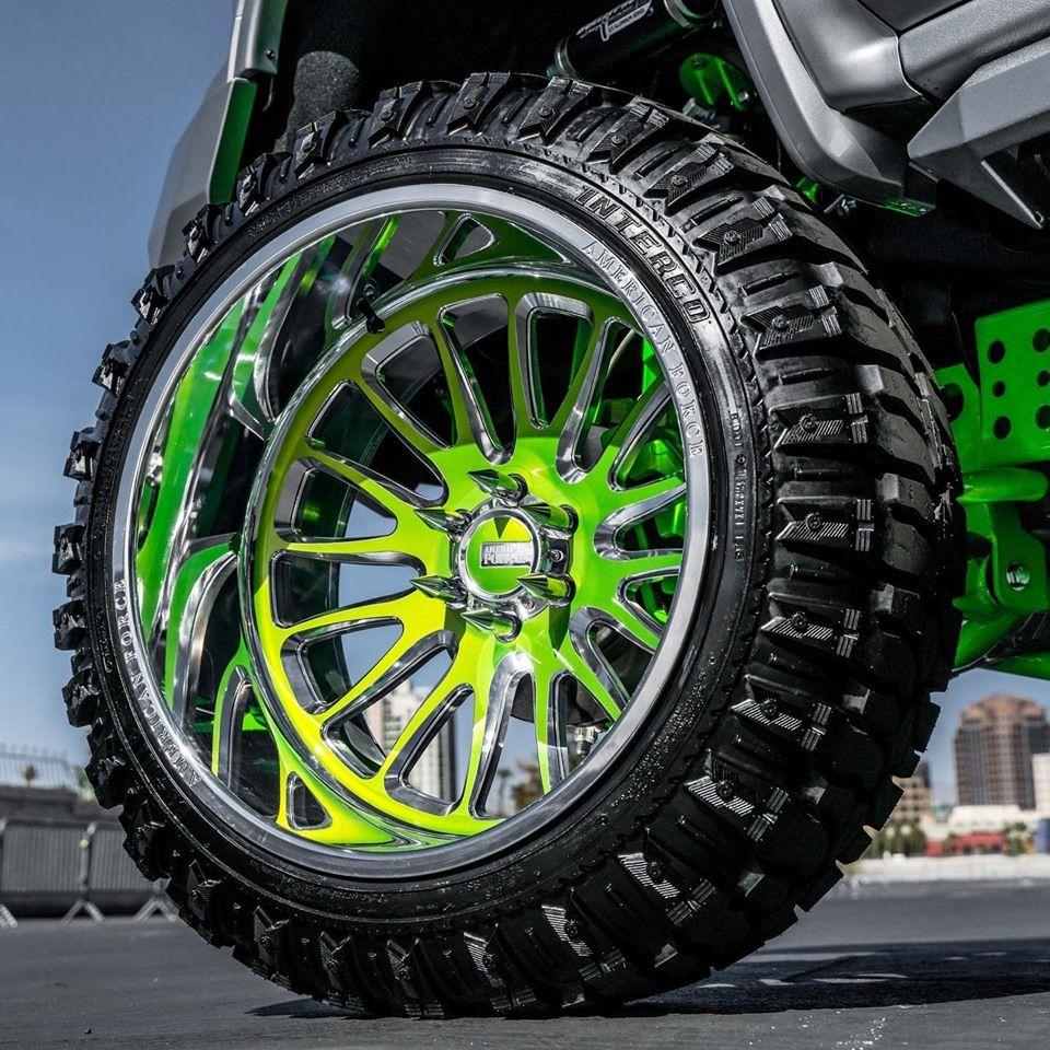 American Force Wheels - Hialeah Established