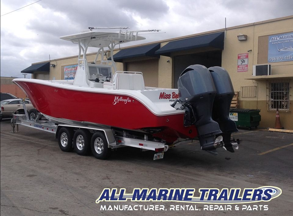All Marine Trailers Inc - Hialeah Information