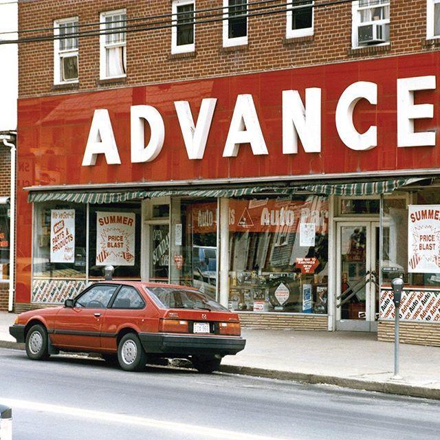 Advance Auto Parts - Miami Contemporary