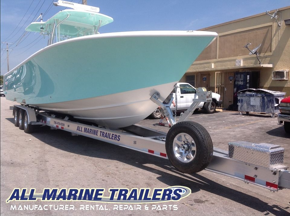 All Marine Trailers Inc - Hialeah Informative
