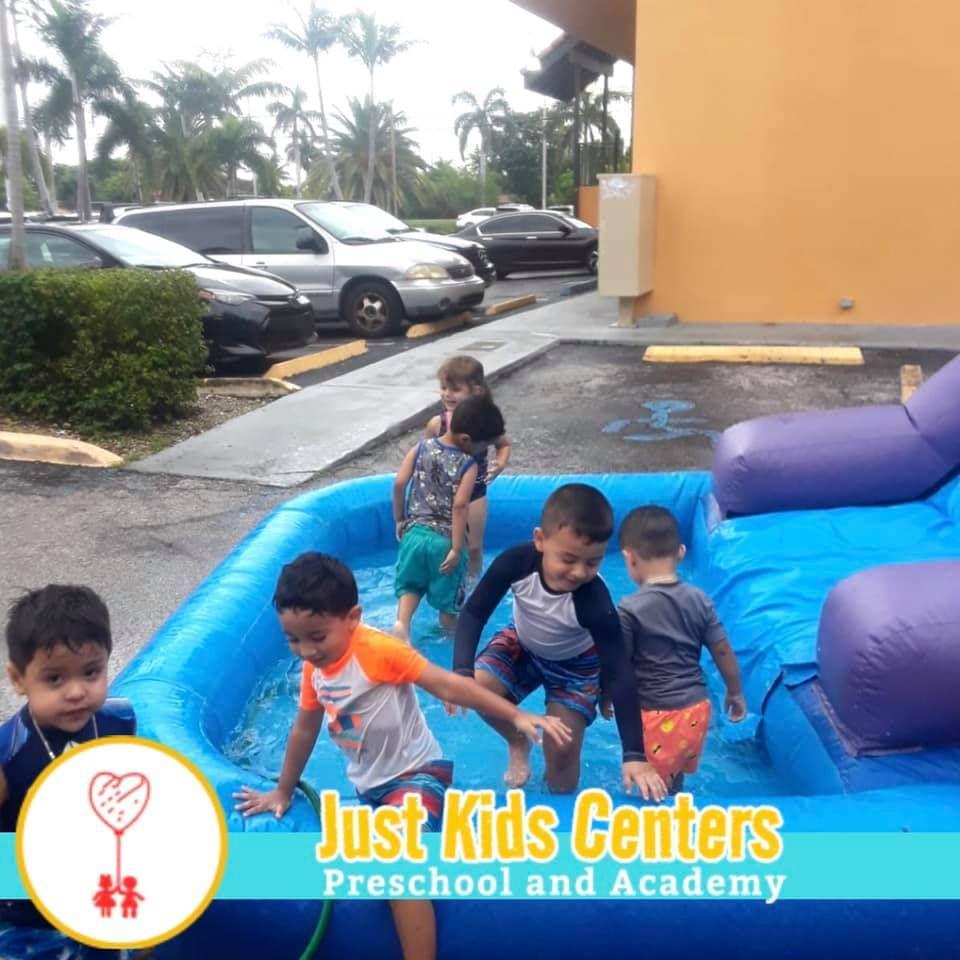 Just Kids Center - Tamiami Regulations