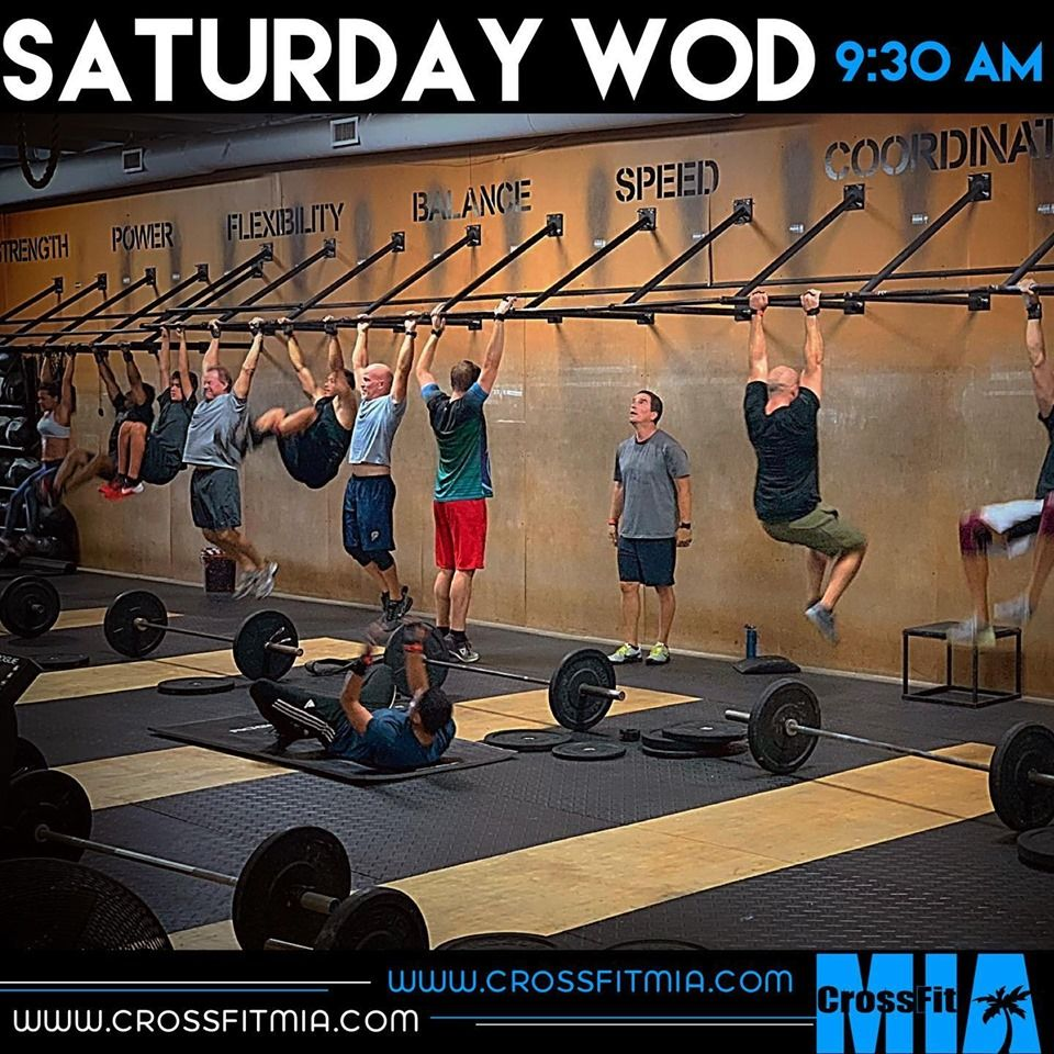 CrossFit MIA Convenience