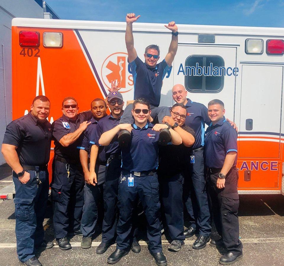 Century Ambulance Service - Jacksonville Informative