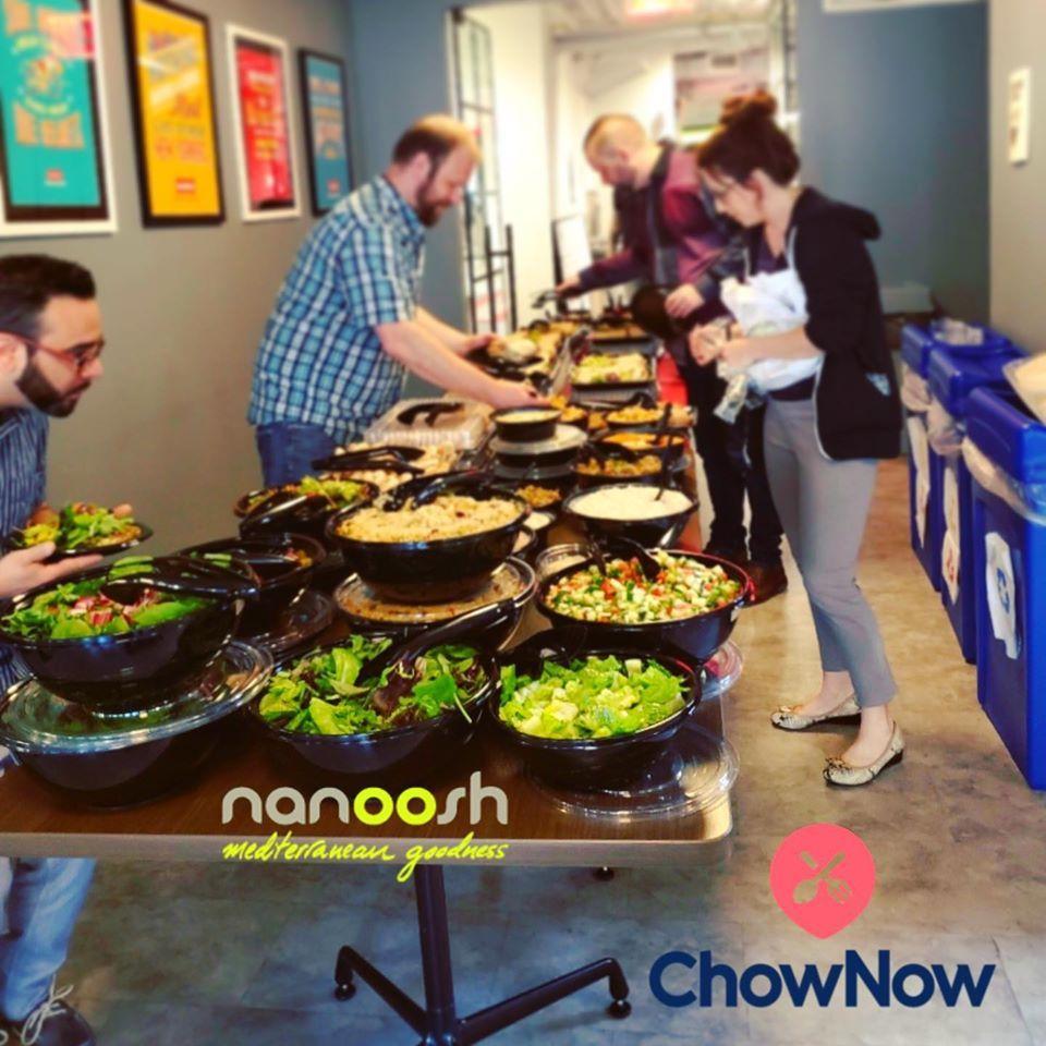 Nanoosh - New York Webpagedepot