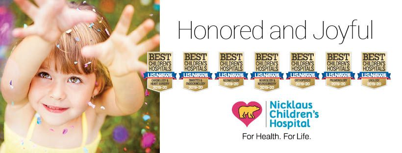 Nicklaus Children's Hospital Heart Program - Miami Cardiologists