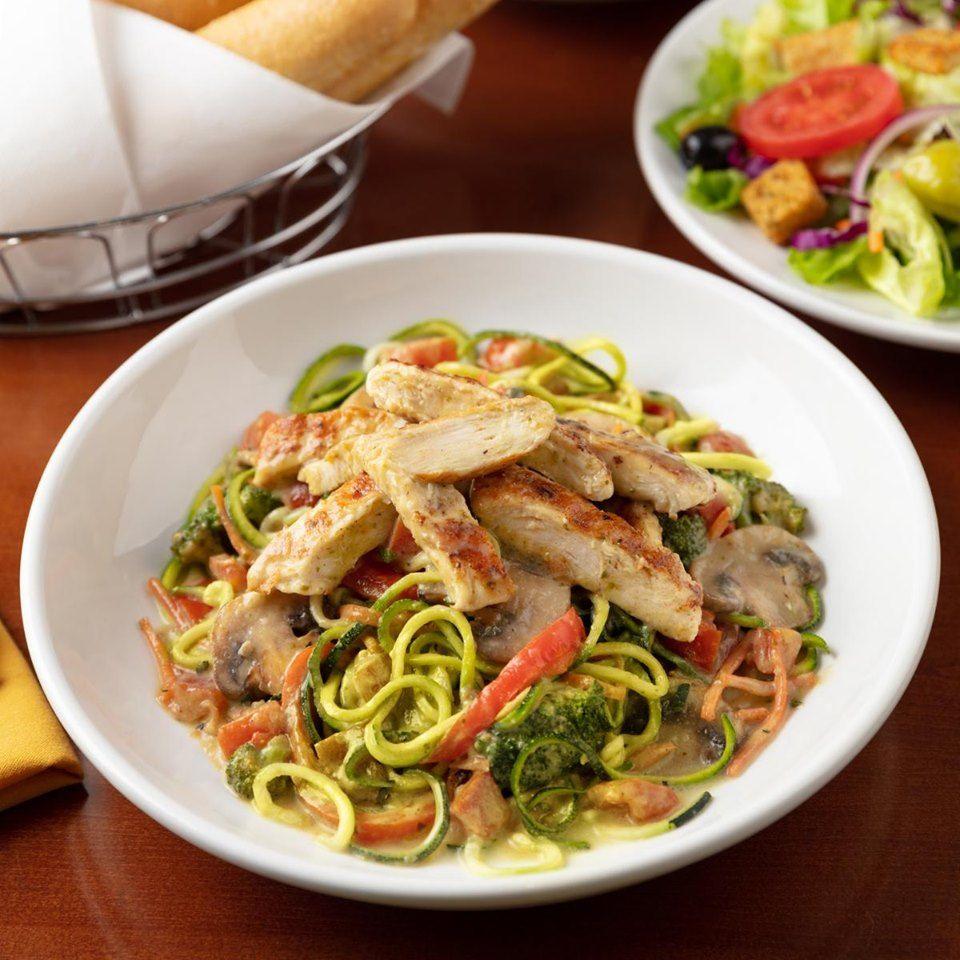Olive Garden Italian Restaurant - Hialeah Experience