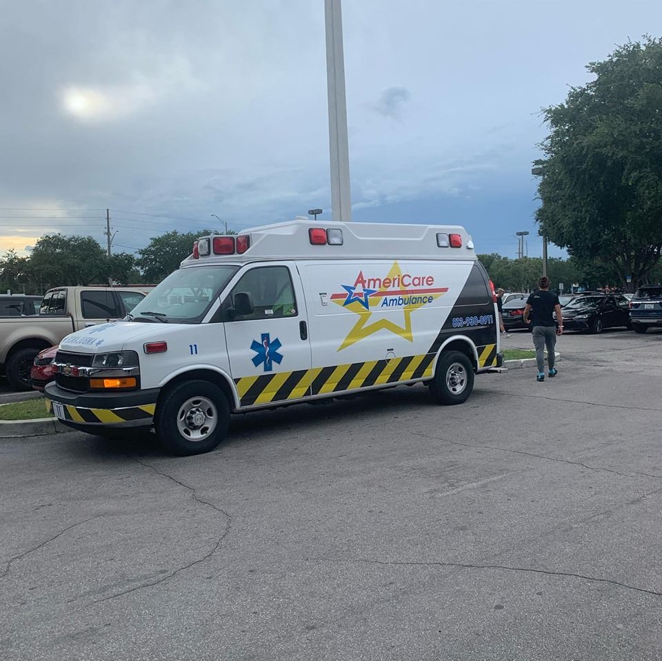 Americare Ambulance Services - Seffner Informative