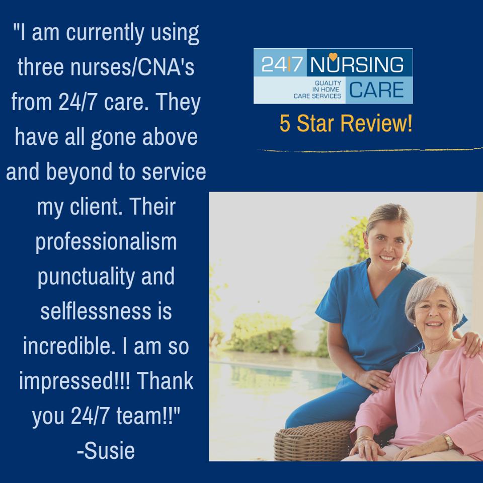24/7 Nursing Care - Miami Informative