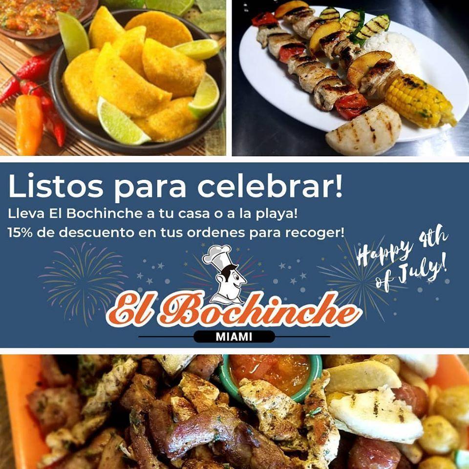 El Bochinche Restaurant - Tamiami Information