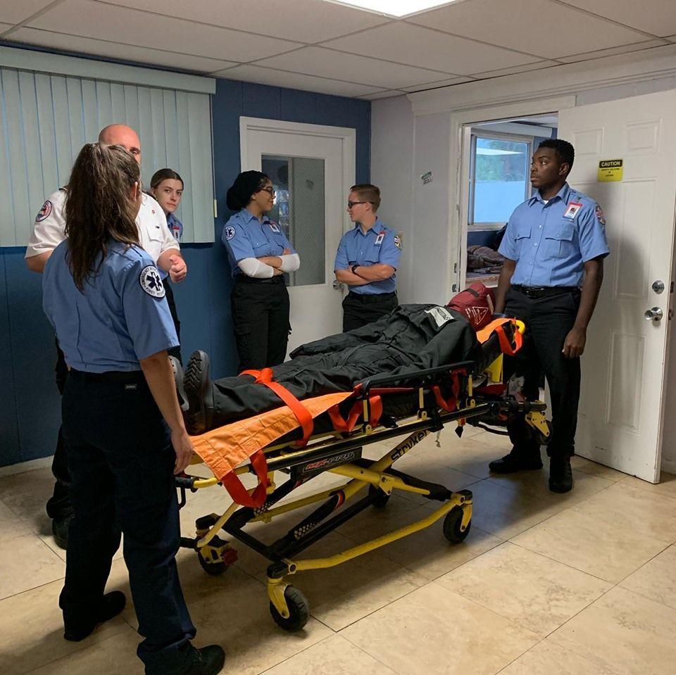 Americare Ambulance Services - Seffner Timeliness