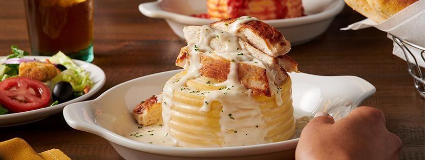 Olive Garden Italian Restaurant - Hialeah Documentation
