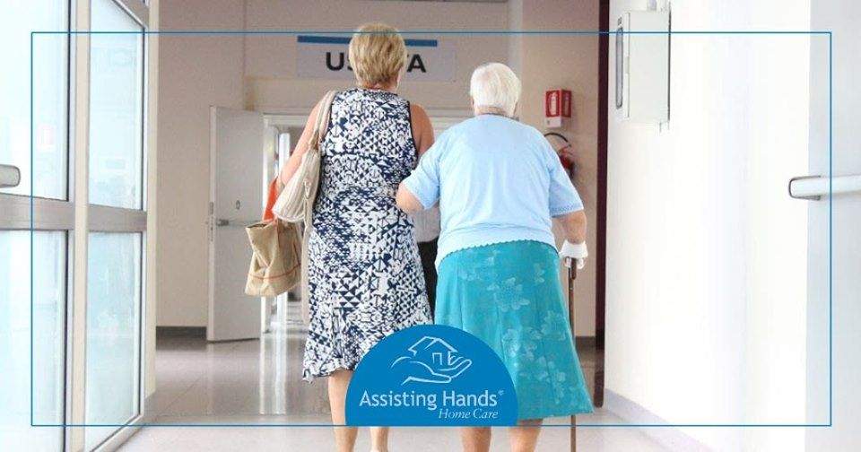 Assisting Hands Home Care - Miami Establishment