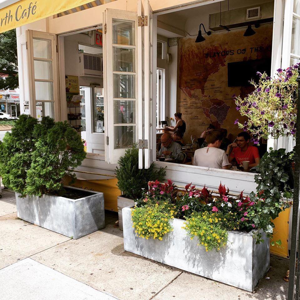 Earth Café - New York Wheelchairs