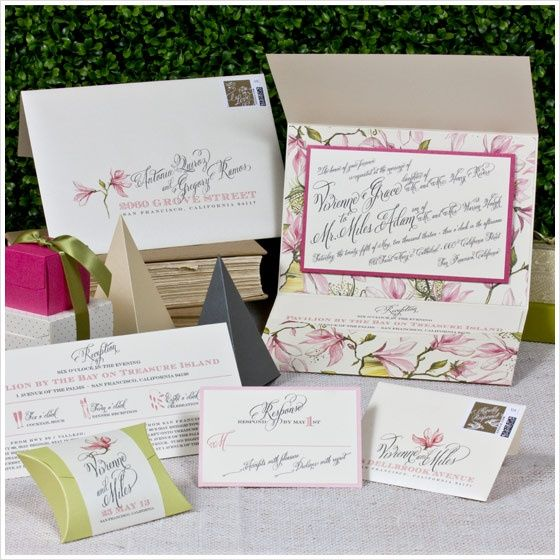 Paperie Invitation Studio - Miami Contemporary