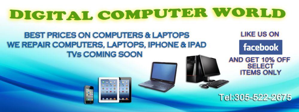 Digital Computer World, Inc. - Hialeah Webpagedepot