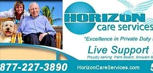 Horizon Care Services Home Health Care - Miami Positively