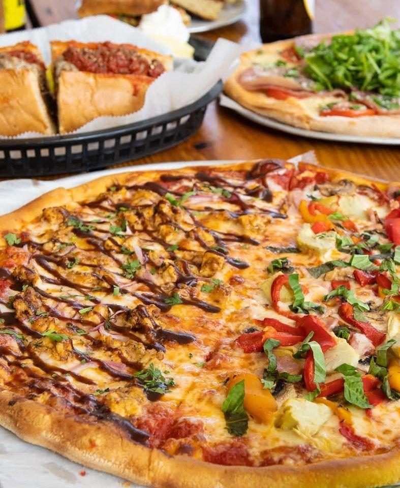 Andiamo! Brick Oven Pizza - Miami Mediterraneo