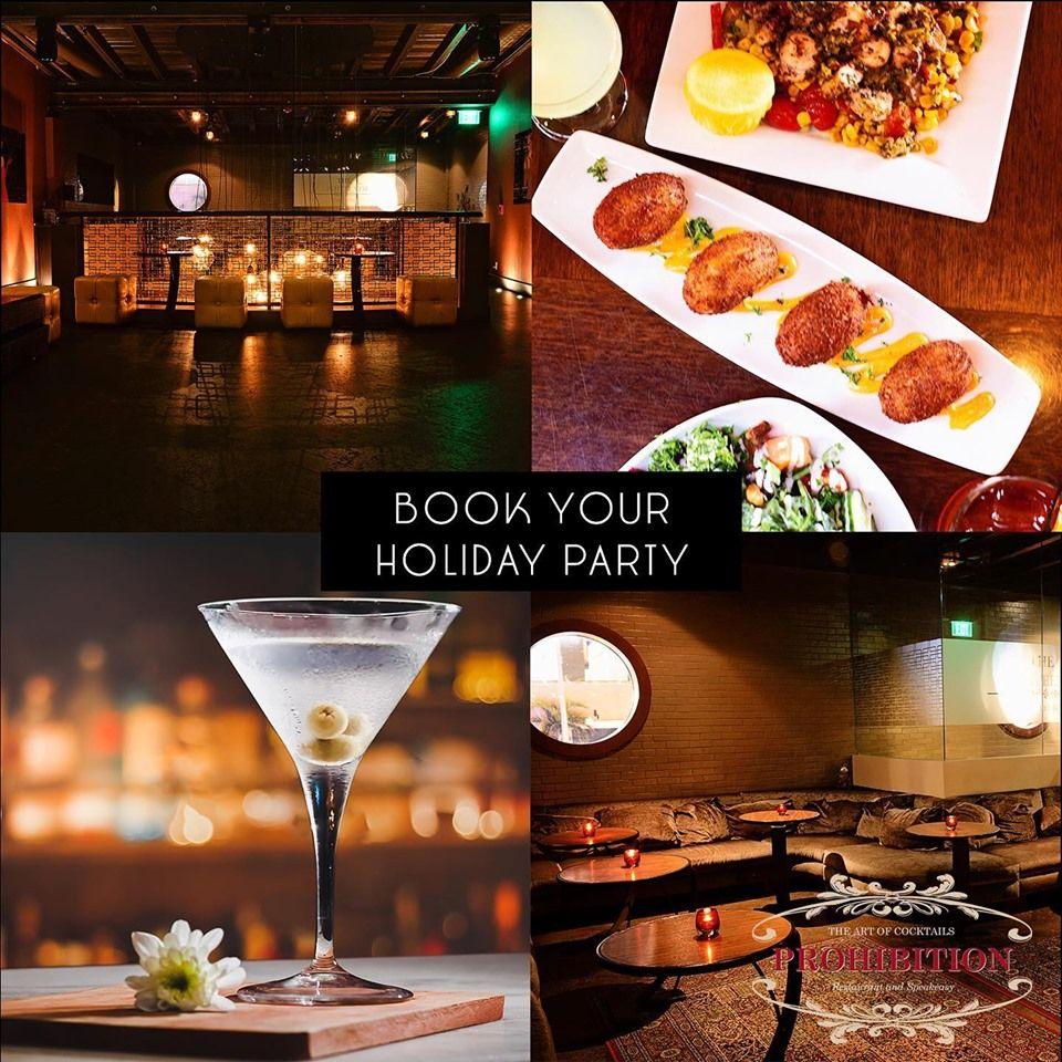 Prohibition Restaurant and Speakeasy - Miami Prohibition