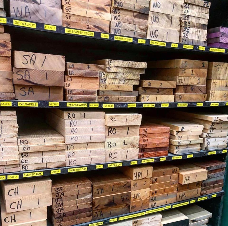 Shell Lumber and Hardware - Miami Accommodate