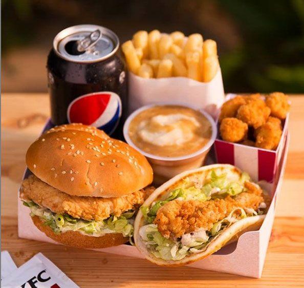KFC Bourke Street Melbourne - Melbourne Informative