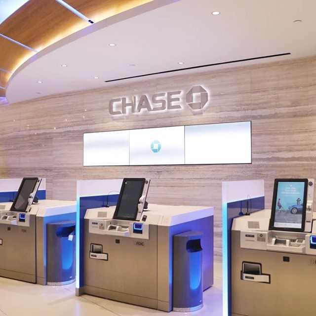 Chase Bank - Miami Informative