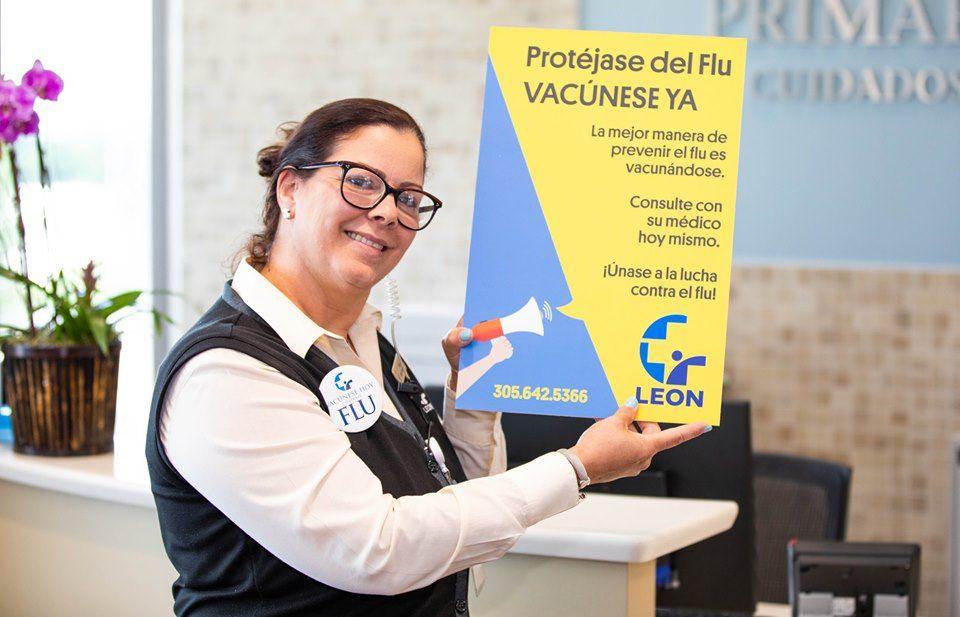 Leon Medical Centers - Miami Shared(305)