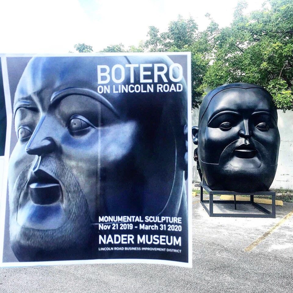 Gary Nader Art Centre - Miami Organization