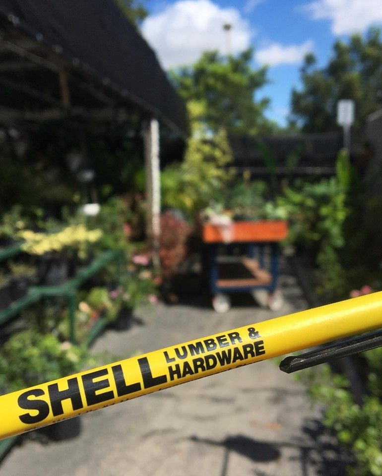 Shell Lumber and Hardware - Miami Information