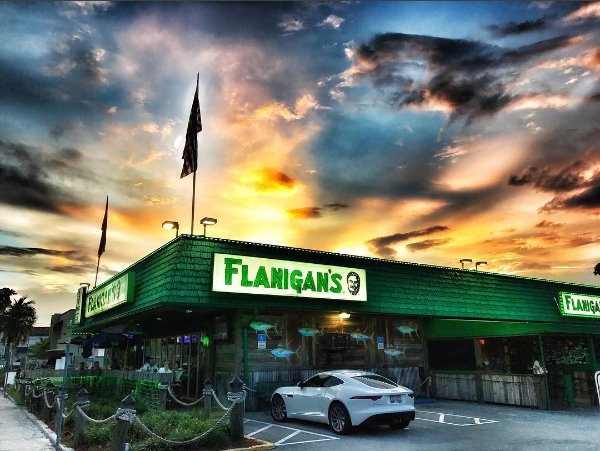 Flanigan's Seafood Bar and Grill - Miami Combination