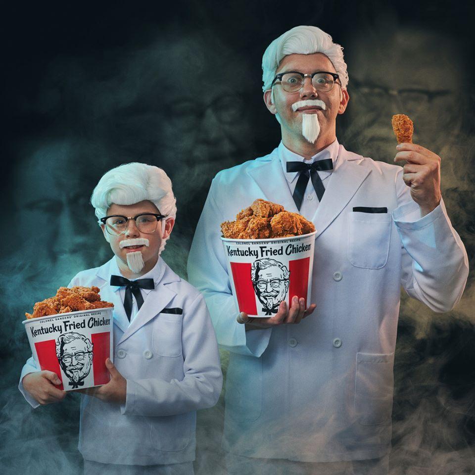 KFC - New York Traditionally