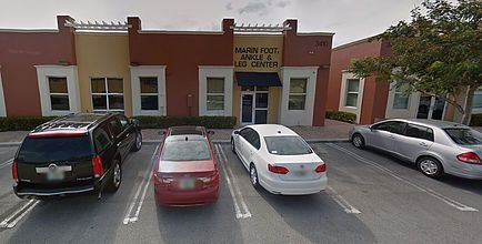 Marin Foot and Ankle Center - Hialeah Establishment