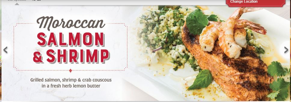 Pappadeaux Seafood Kitchen - Marietta Contemporary