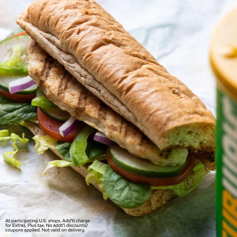 Subway - New York Cheesesteak