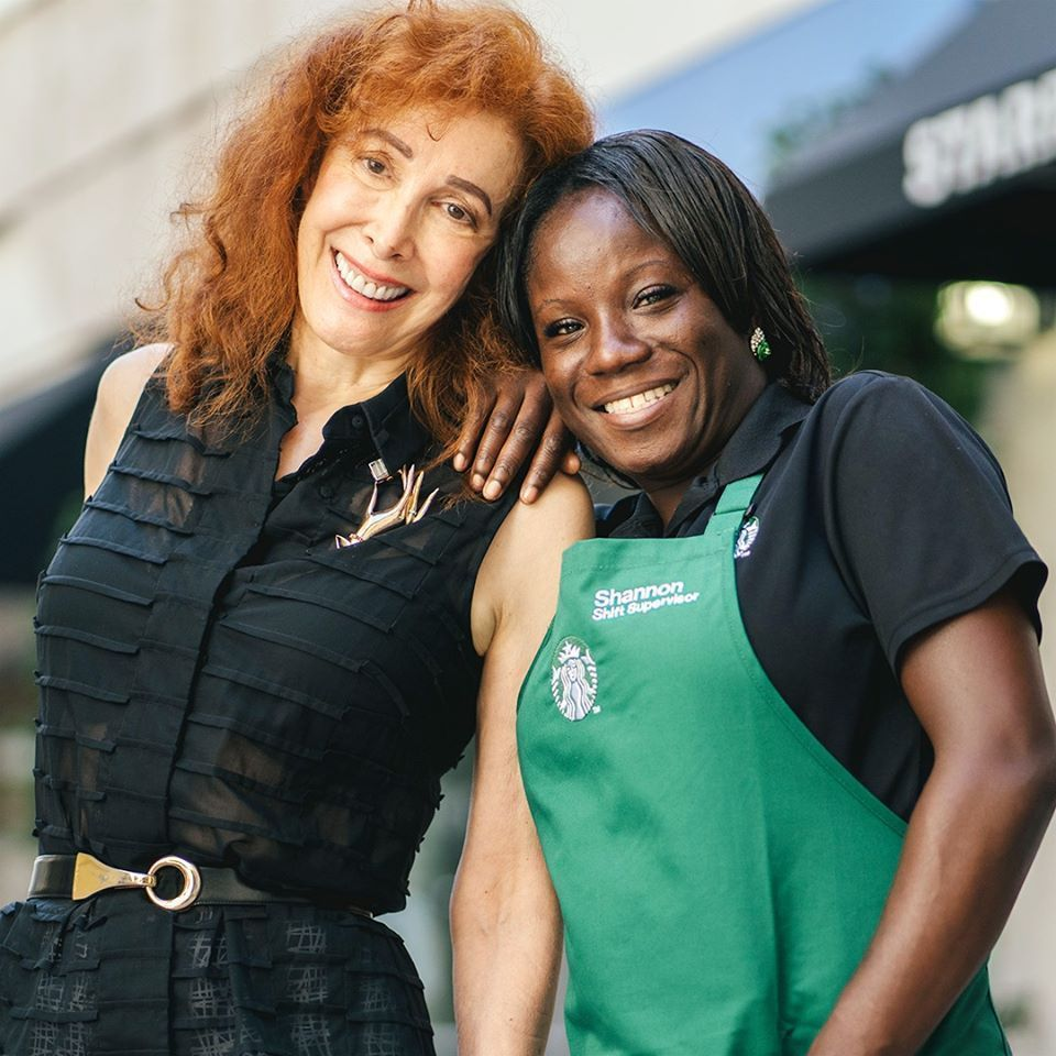 Starbucks - Brooklyn Frappuccinos