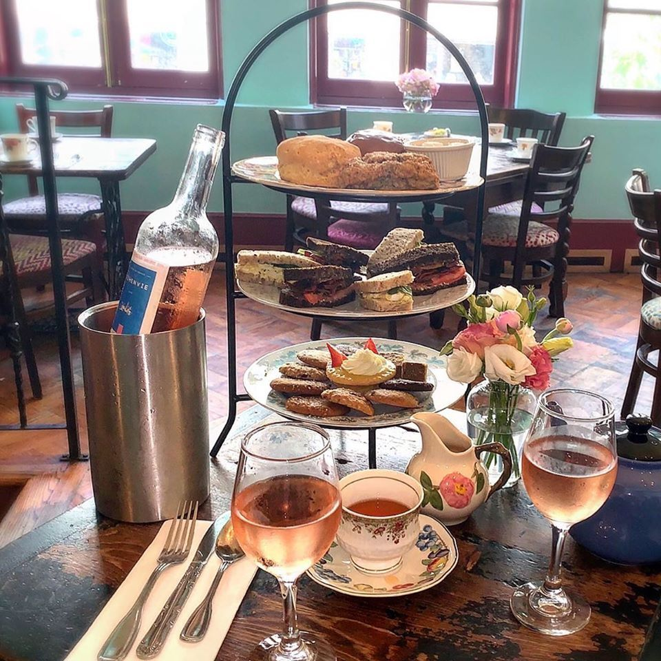 Alice's Tea Cup - New York Informative